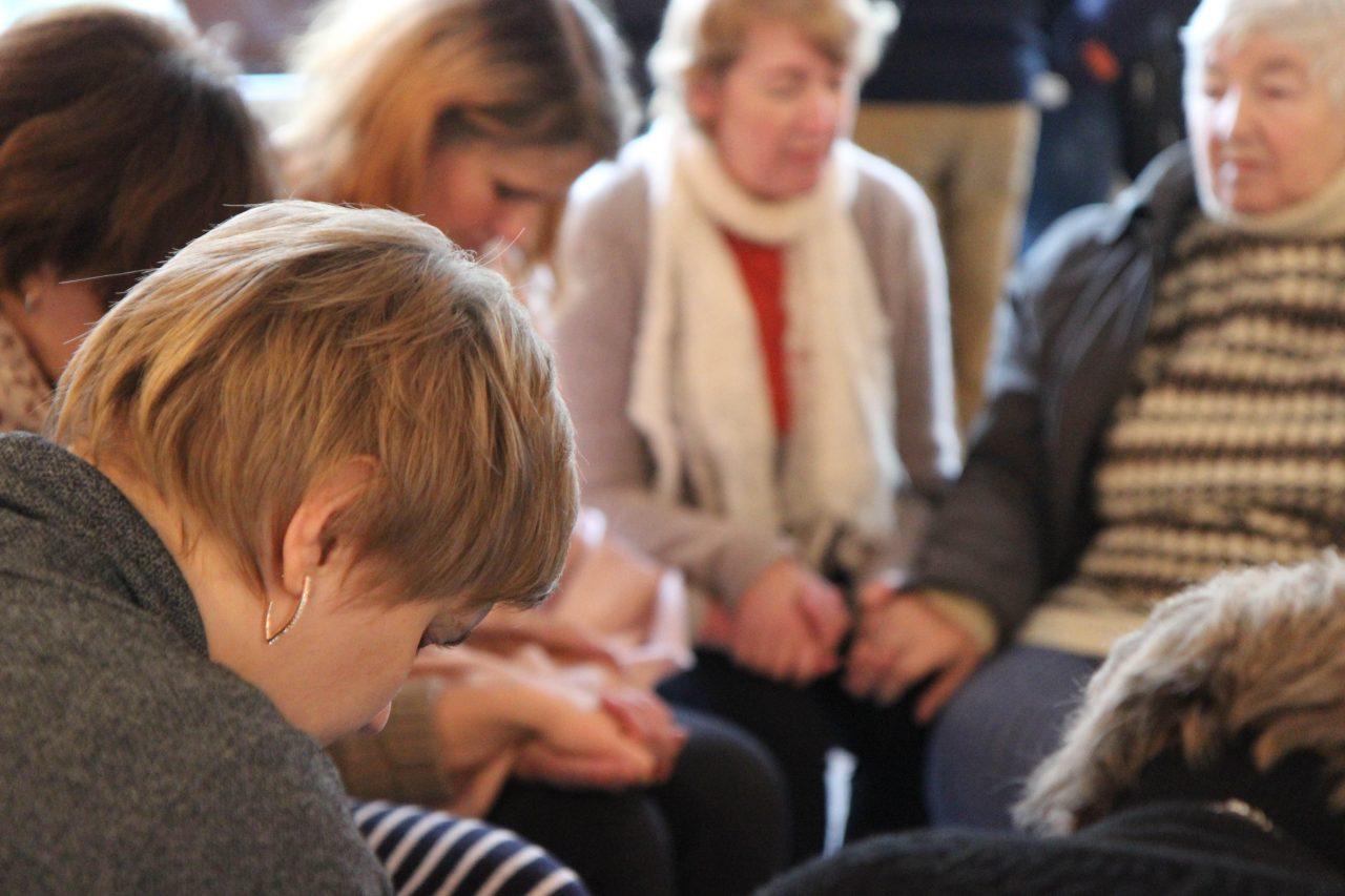 Moterų malda